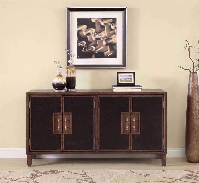 Picture of Hyde Park Four Door Media Credenza