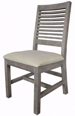 Stone Ladder Backrest Chair