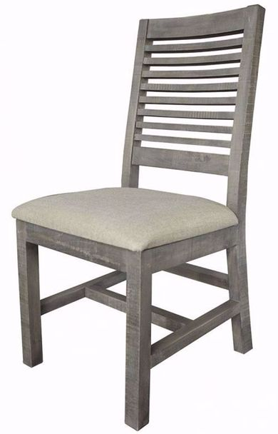 Stone Ladder Backrest Chair