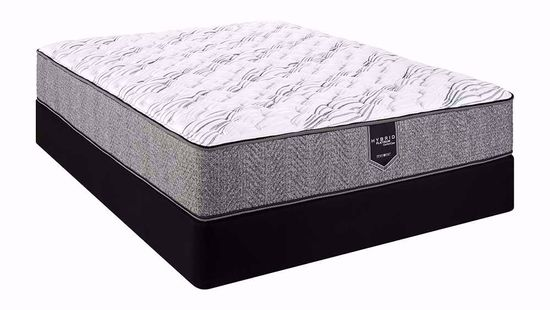 Picture of Restonic Allure Firm Queen Mattress Set