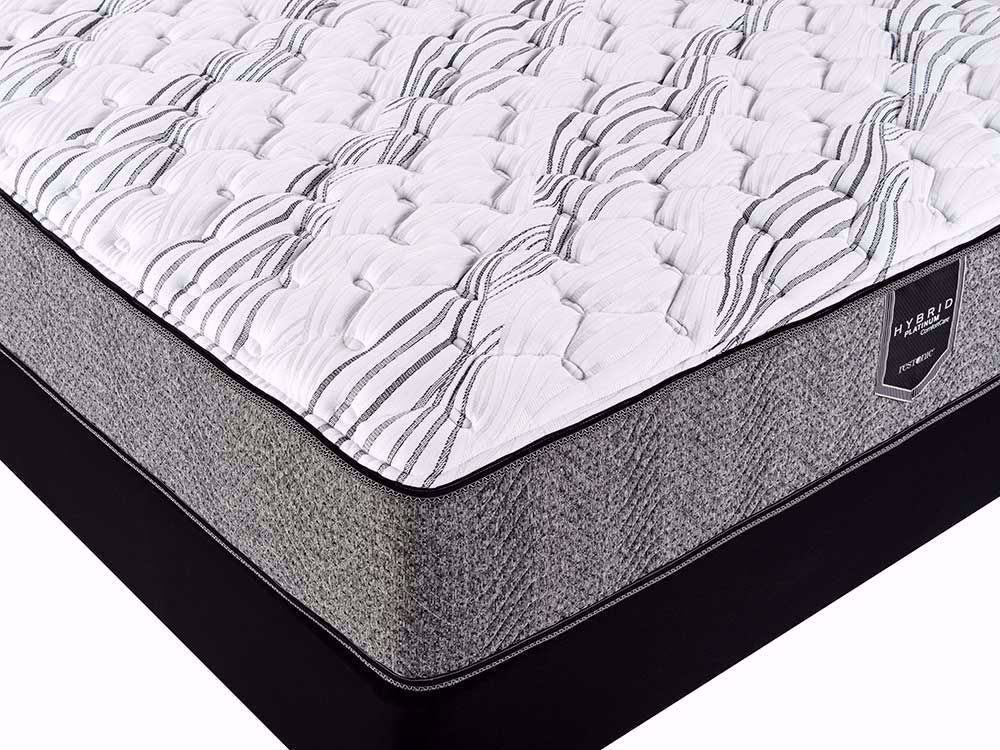 Picture of Restonic Allure Firm Full Mattress