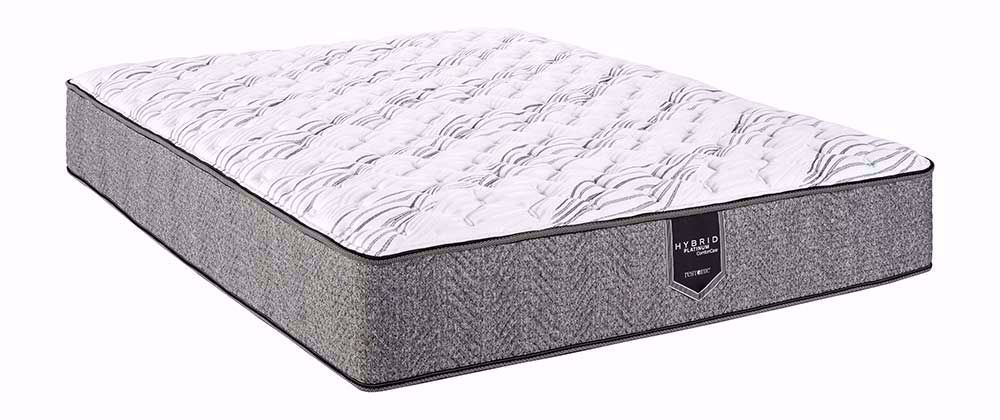 Picture of Restonic Allure Firm Twin Mattress Set