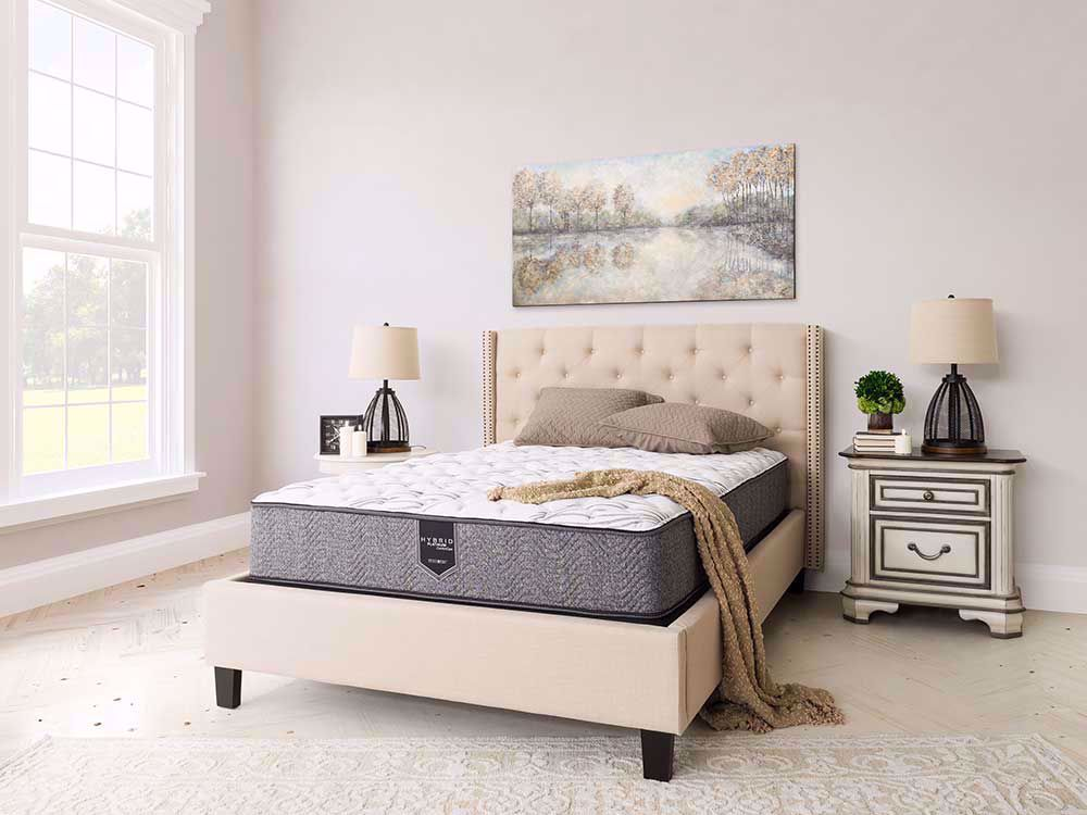 Picture of Restonic Allure Firm Twin XL Mattress Set