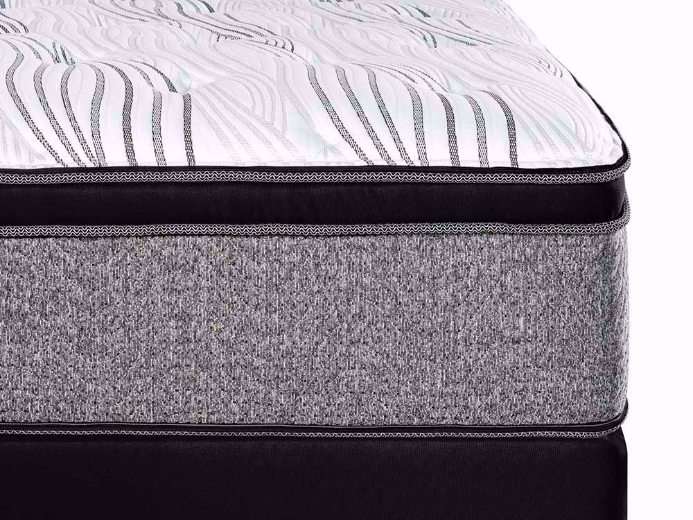 Picture of Restonic Allure EuroTop Queen Mattress Set