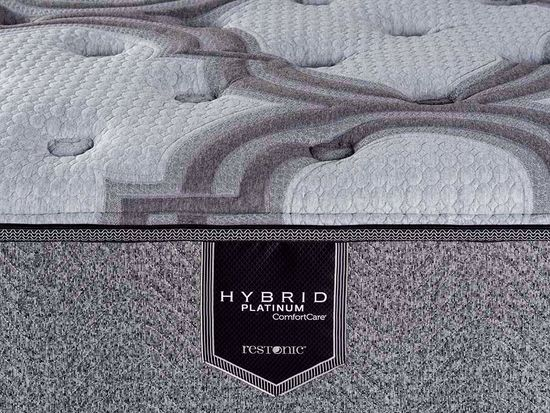 Picture of Restonic Blissful Plush Full Mattress Set