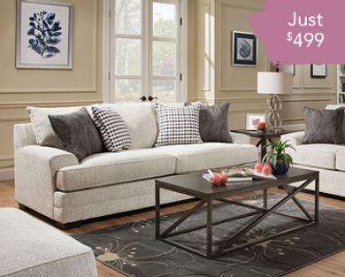 Fresh Living Room Looks