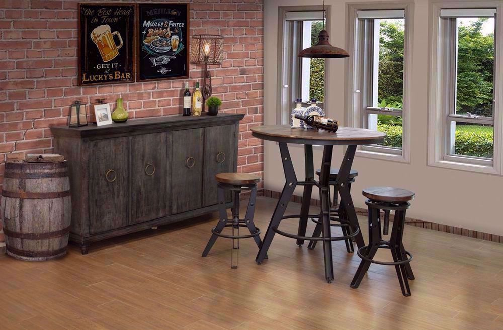 Picture of Salamanca Bistro Table and Two Stools