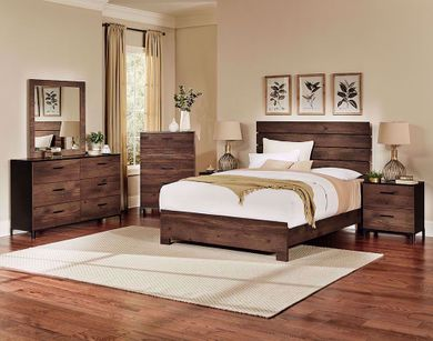 Infinity Queen Bedroom Set