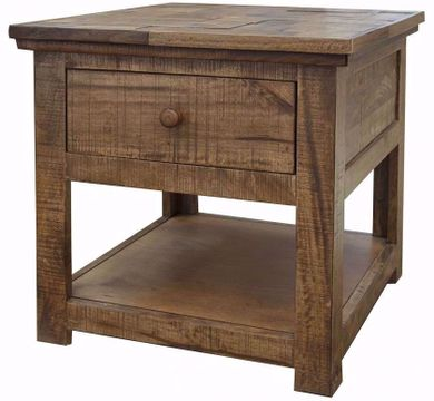 Salamanca End Table