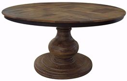 Salamanca Round Dining Table with Four Chairs