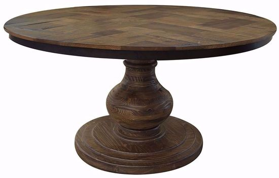 Picture of Salamanca Round Dining Table with Four Chairs