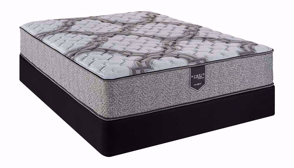 Picture of Restonic Blissful Extra Firm Queen Mattress Set