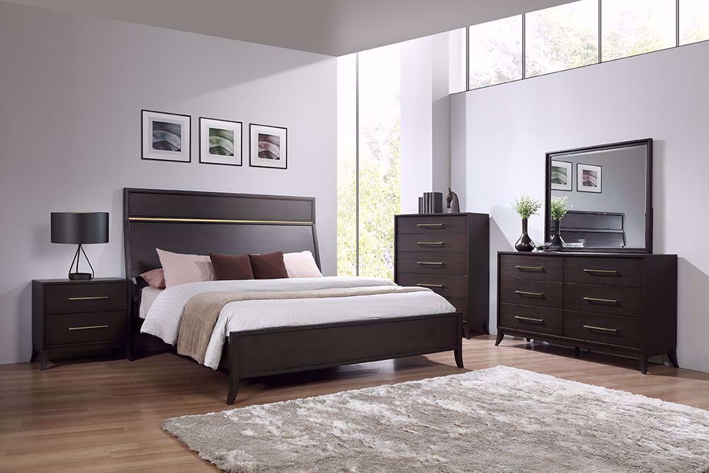 Picture of Logan Square Queen Bed Set