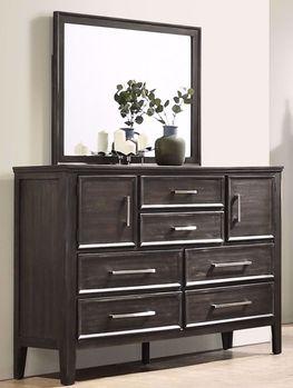 Andover Nutmeg Dresser and Mirror