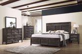 Andover Nutmeg King Bedroom Set