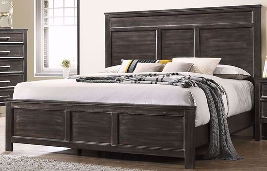 Picture of Andover Nutmeg Queen Bed Set