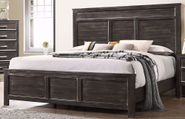 Andover Nutmeg King Bed Set