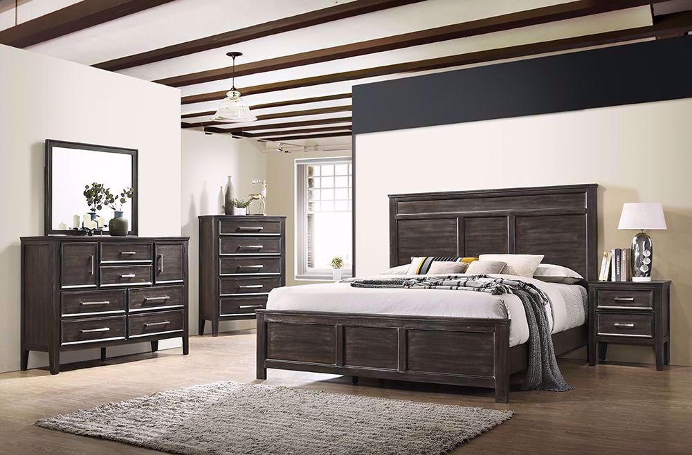 Picture of Andover Nutmeg Queen Bedroom Set