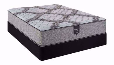 Restonic Blissful Extra Firm Twin XL Mattress Set