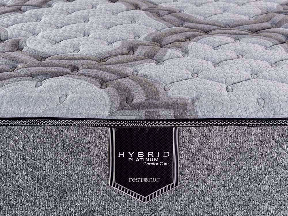 Picture of Restonic Blissful Extra Firm Twin XL Mattress Set