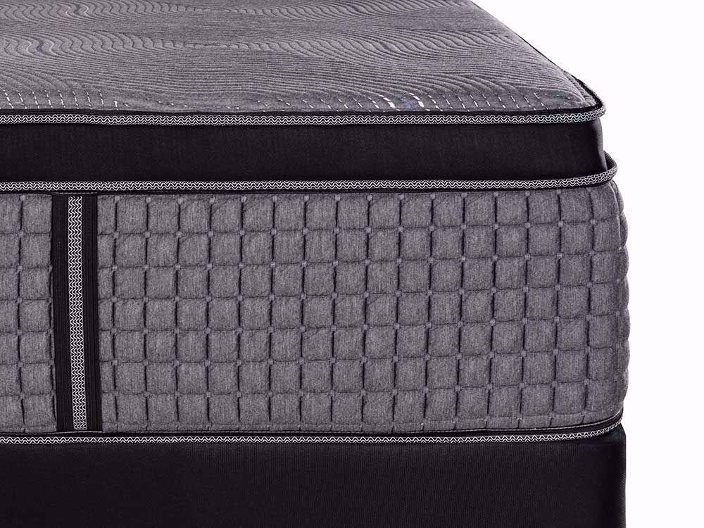 Picture of Restonic Caress Hybrid Twin XL Mattress Set