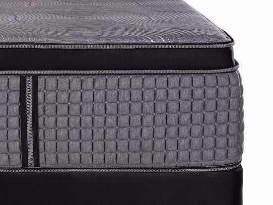 Picture of Restonic Caress Hybrid Queen Mattress Set