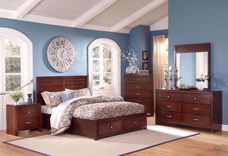 Picture of Kensington Queen Bed Set