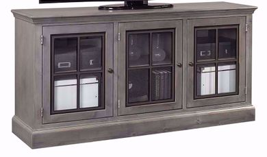 Churchill Grey Smoke 66 Inch Console
