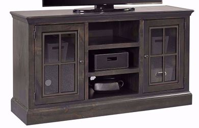 Churchill Grey Smoke 59 Inch Console