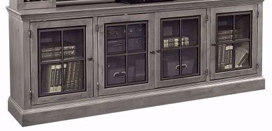 Churchill Grey Smoke 84 Inch Console