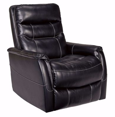 Riptyme Midnight Swivel Glider Recliner