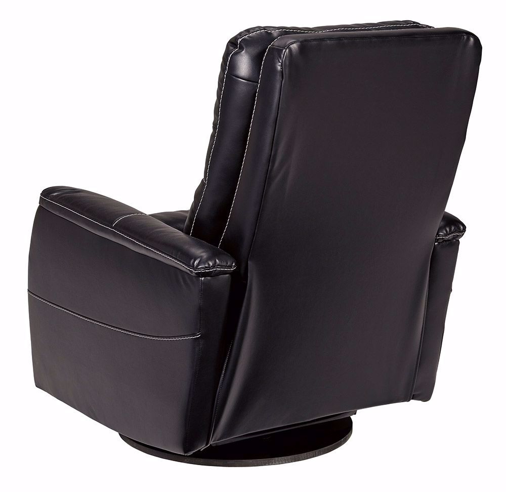 Picture of Riptyme Midnight Swivel Glider Recliner