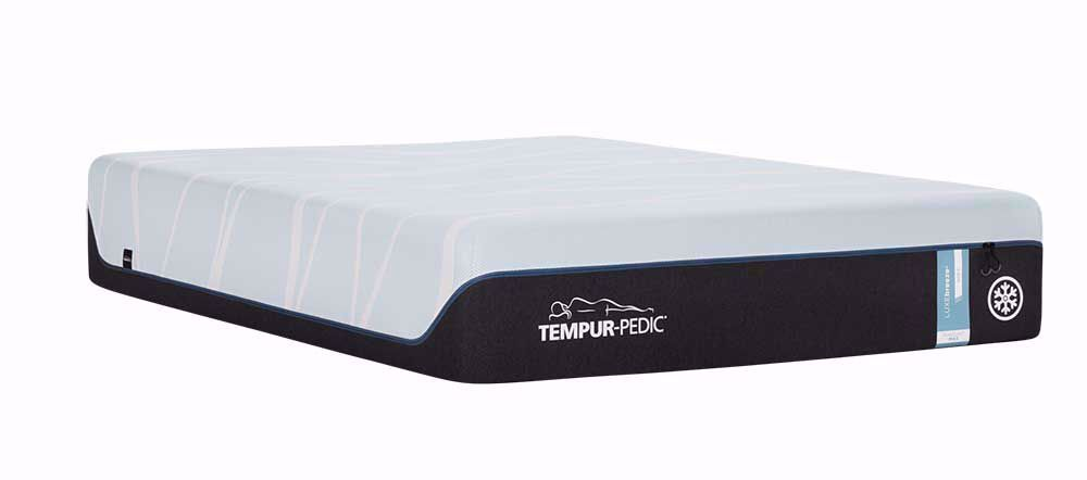 Picture of Tempur Pedic Luxe Breeze Soft Queen Mattress Set