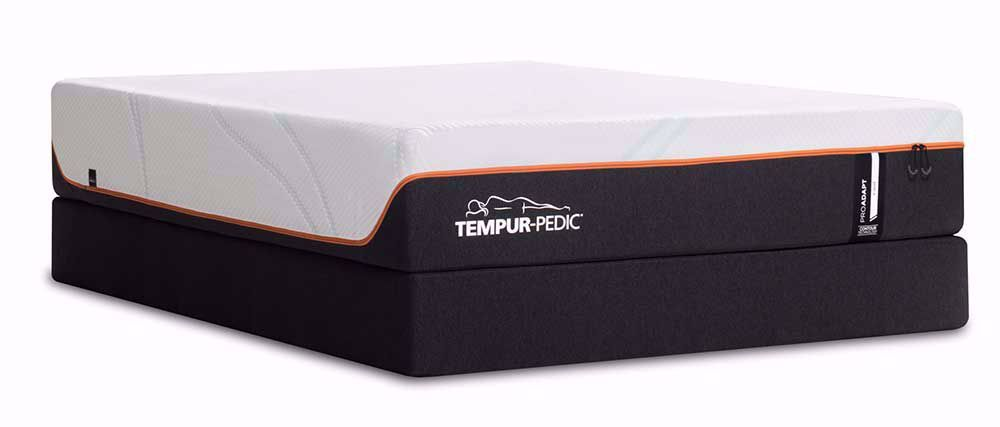 Picture of Tempur Pedic Pro Adapt Firm Queen Mattress Set
