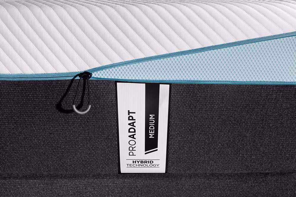Picture of Tempur Pedic Pro Adapt Medium Hybrid Twin XL Mattress Set