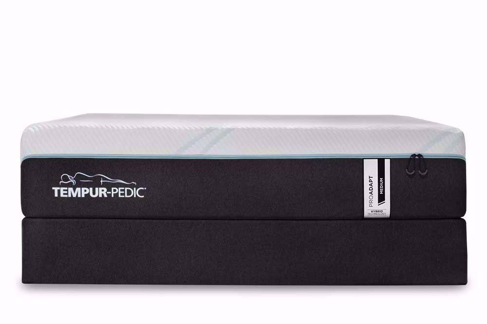 Picture of Tempur Pedic Pro Adapt Medium Hybrid Full Mattress Set