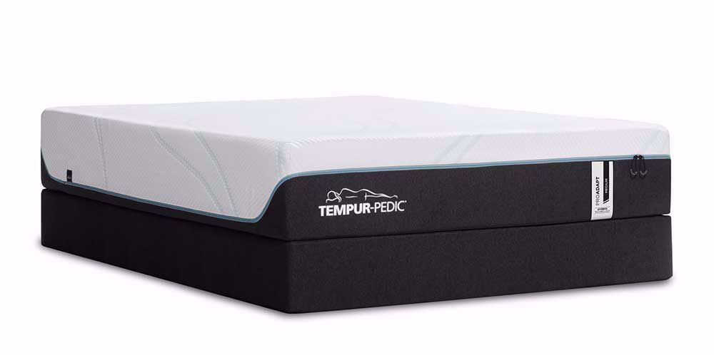 Picture of Tempur Pedic Pro Adapt Medium Hybrid King Mattress Set