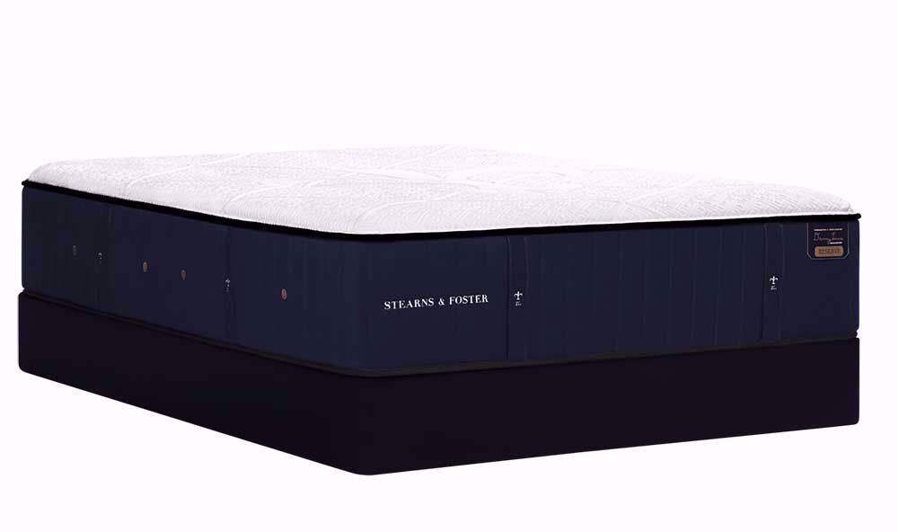 Picture of Stearns & Foster Hepburn Luxury Firm Full Mattress Set
