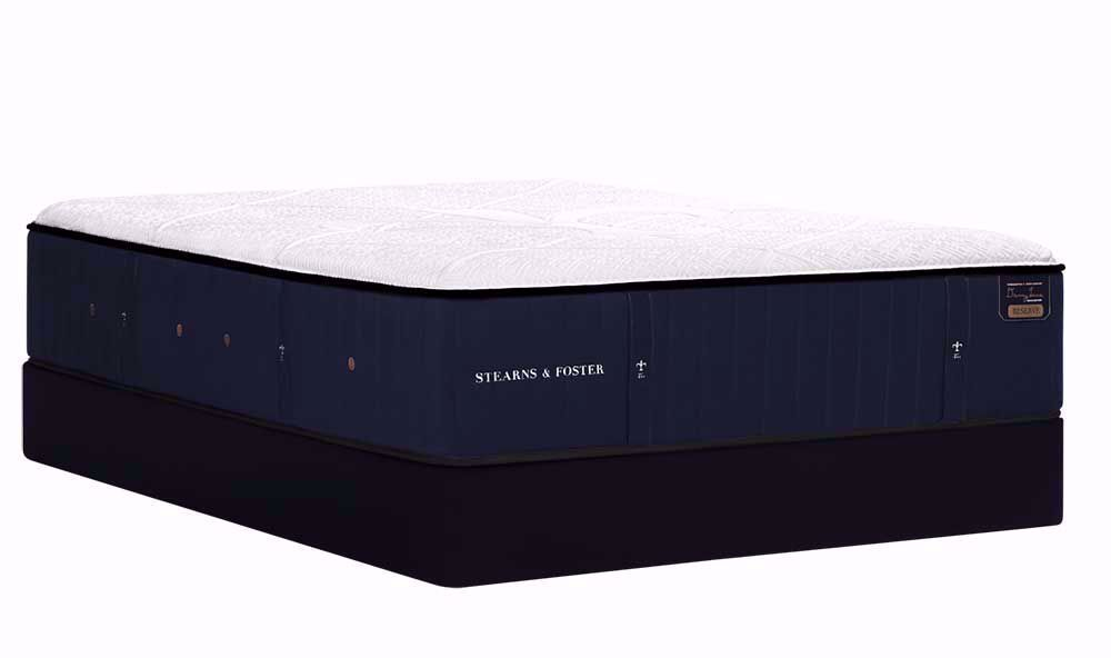 Picture of Stearns & Foster Hepburn Luxury Firm Queen Mattress