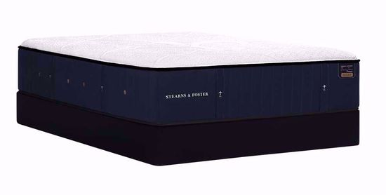 Picture of Stearns & Foster Hepburn Luxury Firm California King Mattress Set