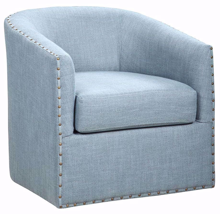 Picture of Amy Slate Swivel Chair
