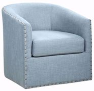 Amy Slate Swivel Chair