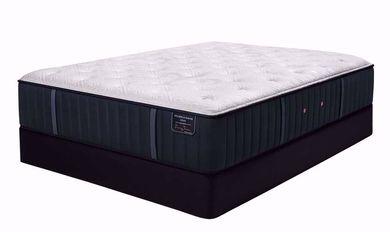 Stearns and Foster Hurston Luxury Cushion Firm Queen Mattress Set