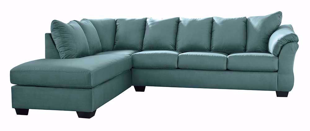 Picture of Darcy Sky Two Piece Sectional