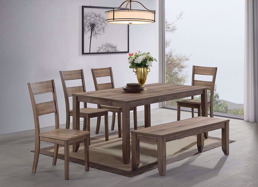 Picture of Sean Table and Six Chairs