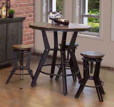 Salamanca Bistro Table and Two Stools