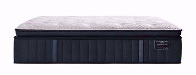 Stearns & Foster Rockwell Luxury Plush Euro Pillowtop Twin XL Mattress Set