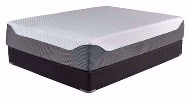 Ashley Chime Elite 14 Inch King Mattress Set