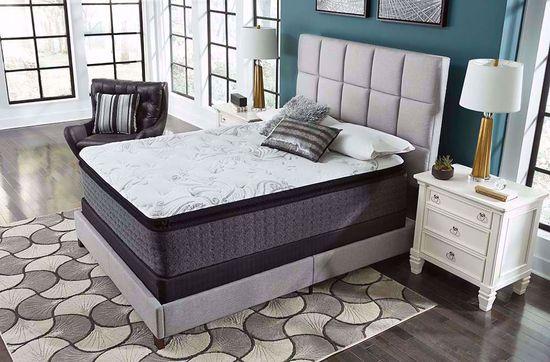 Picture of Ashley Bar Harbor Plush Pillowtop King Mattress Set