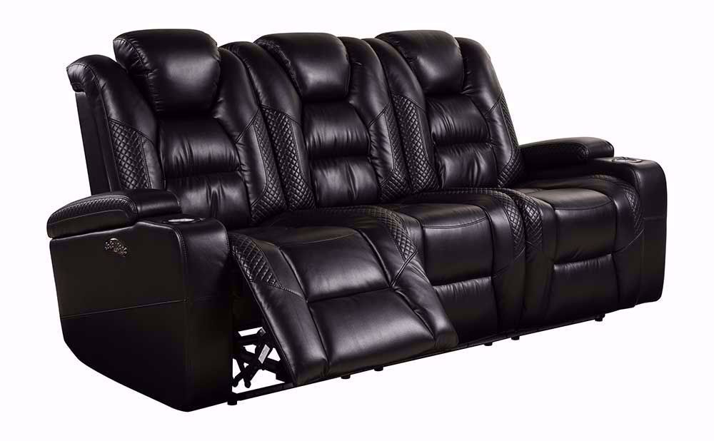 Picture of Larue Midnight Power Sofa
